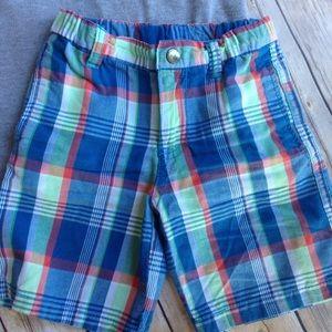 Nautica plaid shorts